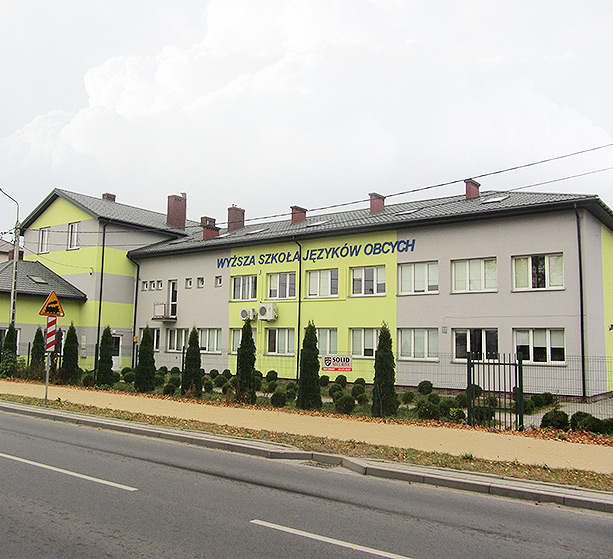 Zdjęcie szkoły w Przasnyszu